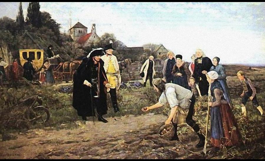 """Краеведческий бранч с Филиппом Смирновым """"О разведении земельных яблок"""""""