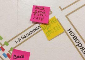 Исследование: Басманный район в представлениях и повседневных практиках жителей