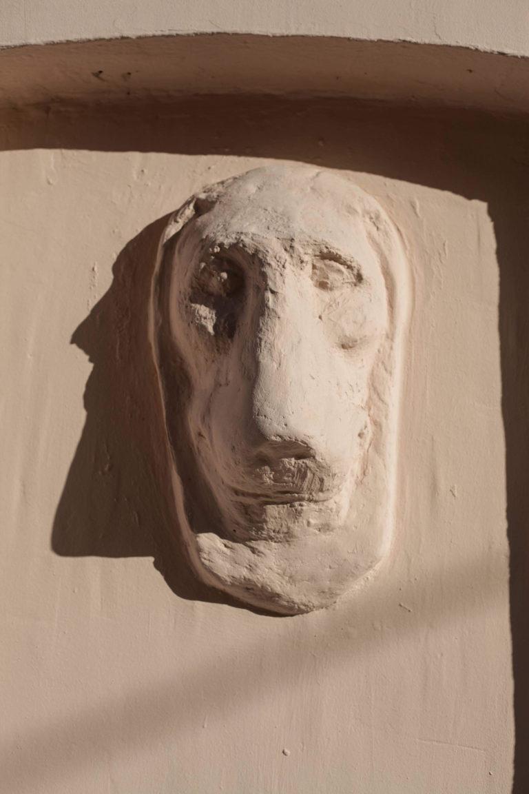 Лев, которого спасли жители дома № 25 на Старой Басманной