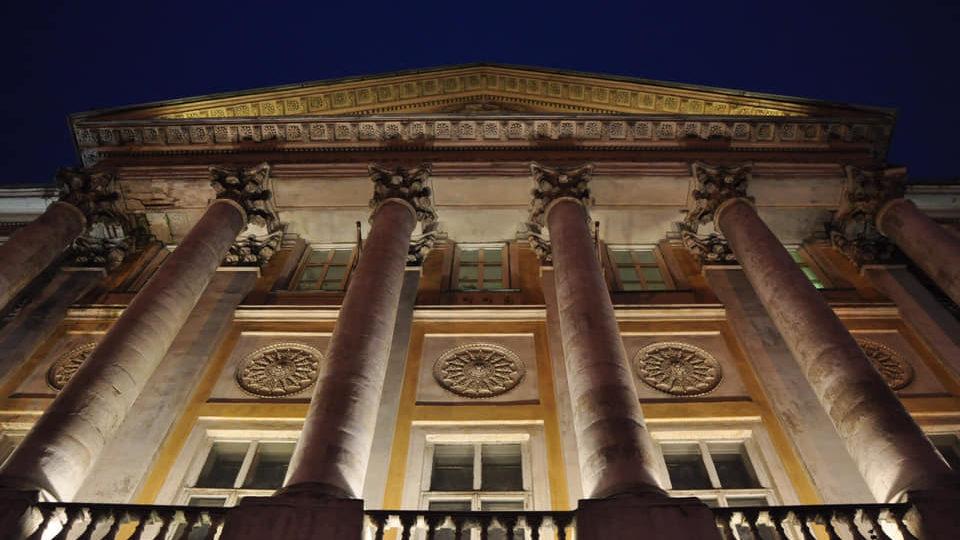 Состоялась экскурсия в дворец Демидова