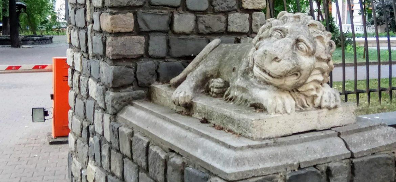Львы с Орловым. Часть 1