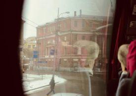 24 голубая стрела: автобусный маршрут от Филиппа Смирнова
