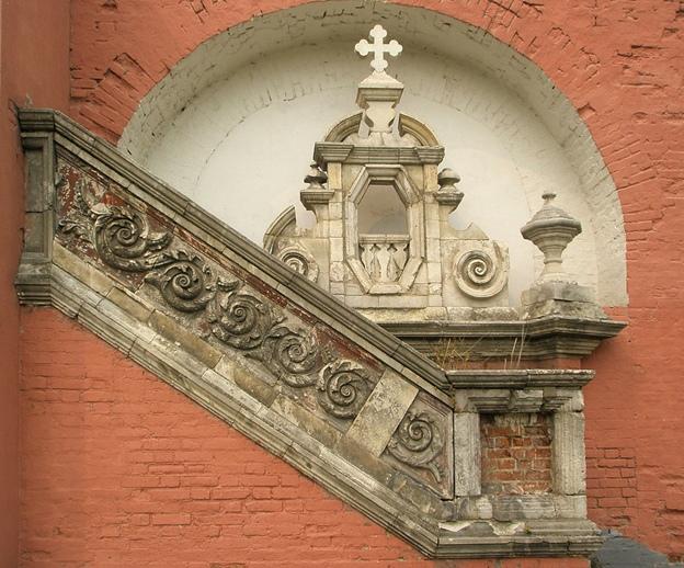 История Церкви Успения Пресвятой Богородицы на Покровке