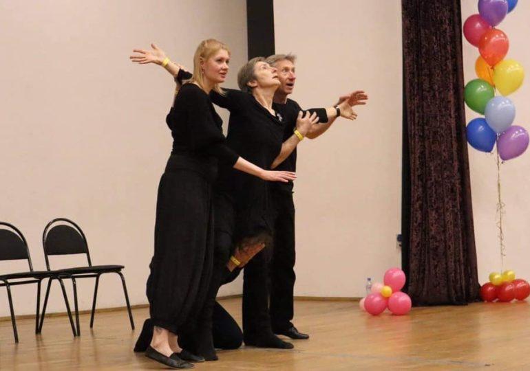 """Участников проекта """"По страницам Басмании"""" ожидают занятия в формате плэйбэк театра"""