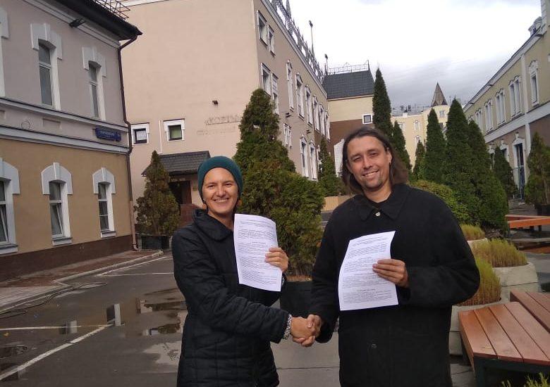 Подписан новый договор о сотрудничестве
