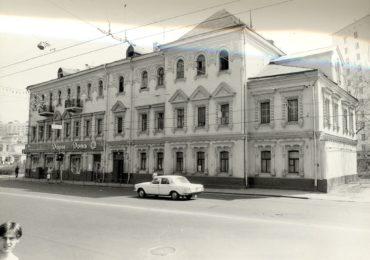 Дом купца Емельянова на Спартаковской улице