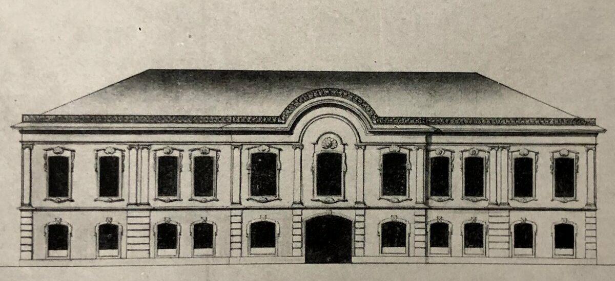 Самые старые жилые дома Басманного
