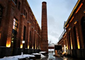 Промышленная архитектура Басманного района