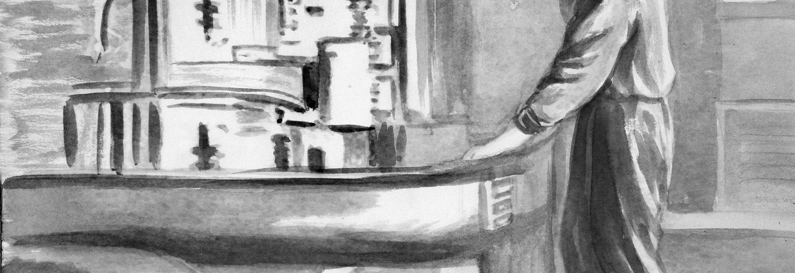 Подростки у станка: война в Басманном