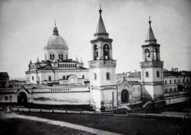Старыми Садами по Ивановской горке