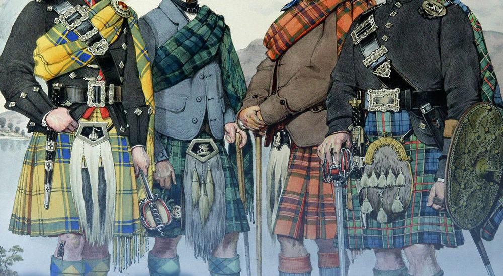 Шотландцы в России при Петре Великом