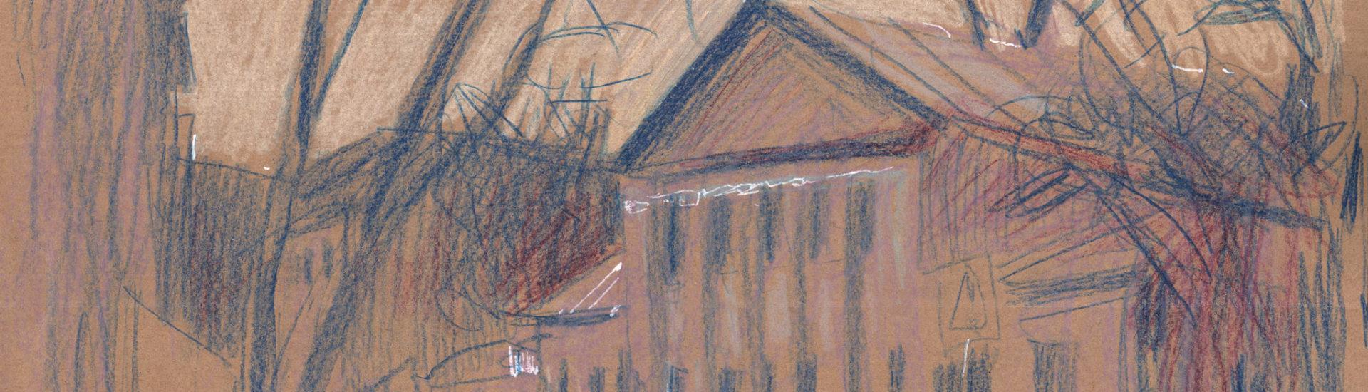 Художники рисуют в защиту Немецкой слободы