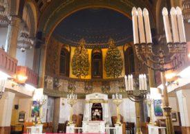 Экскурсия по Хоральной синагоге